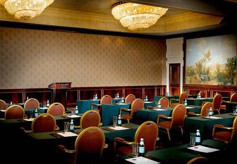 فندق ماريوت عمان - Meeting Room - Classroom Style