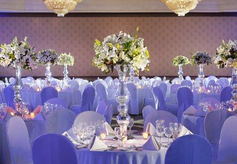فندق ماريوت عمان - Al Waha Ballroom
