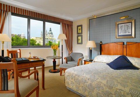 فندق كيمبنسكي كورفينوس بودابست - Superior Room Kempinski Budapest