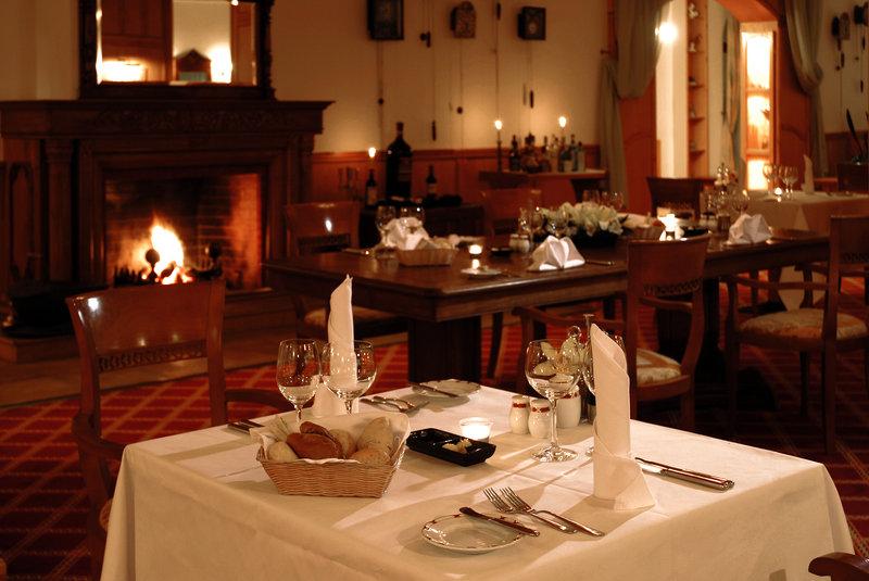 Kempinski Hotel Grand Arena 餐饮设施