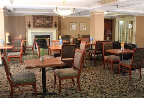 Holiday Inn Express Birmingham East Hotel - Restaurant