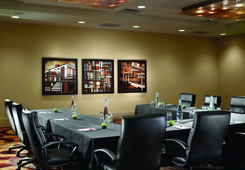 Chicago Marriott O'Hare Hotel - U-Shape Meeting