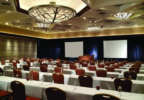 Chicago Marriott O'Hare Hotel - Ballroom Meeting