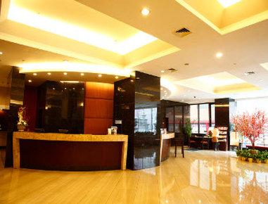 Ramada Plaza Dalian - Lobby
