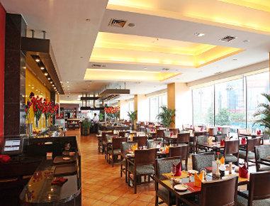 Ramada Plaza Dalian - Restaurant