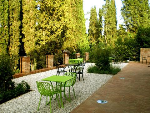 Villa Armena - Courtyard
