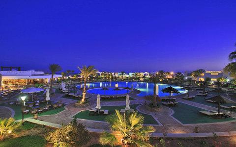 Coral Beach Resort Montazah - Coral Beach Rotana Resort Montazah