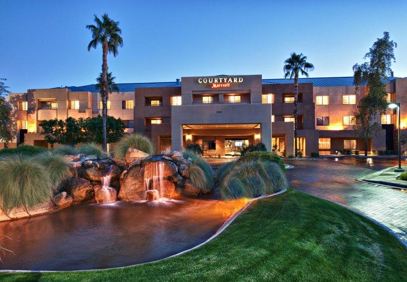 Hotel Courtyard Scottsdale North Ulkonäkymä
