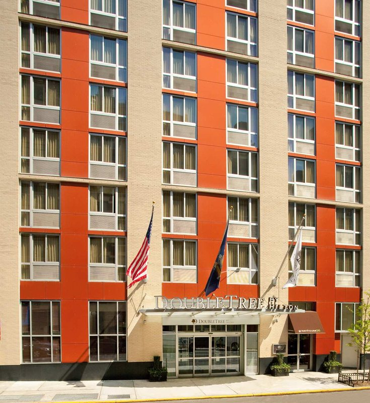 DoubleTree by Hilton New York Times Square South Widok z zewnątrz