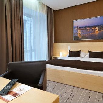 Promenade City Hotel - Guest Room