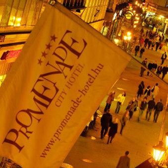 Promenade City Hotel - exterior View