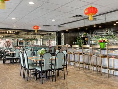 Super 8 Columbus - Restaurant