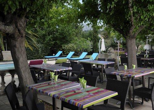 Comfort Hotel Le Mas de L'Etoile Erholungszentrum