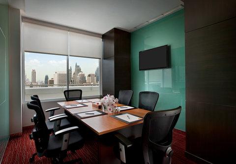 كورتيارد باي ماريوت بانكوك - Executive Lounge - Business Meeting Room