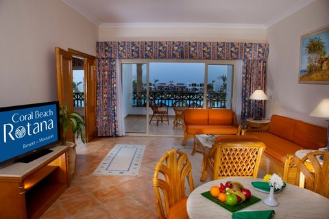 Coral Beach Resort Montazah - Classic Suite