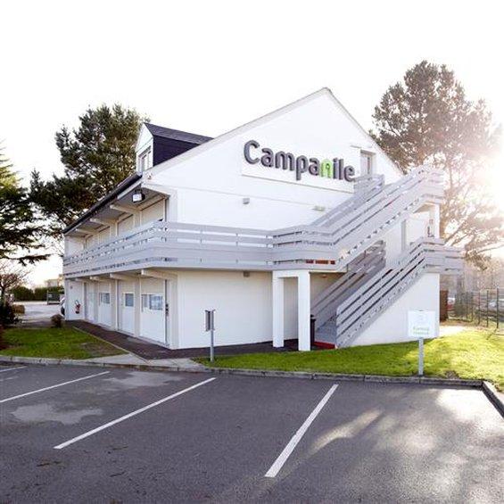 Campanile - Nantes Quest - Saint Herblain Außenansicht
