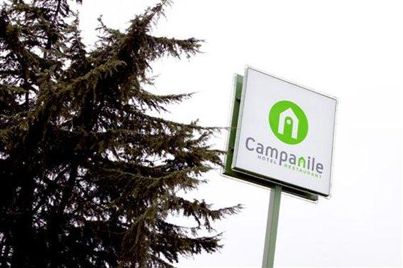 Campanile - Nantes Est - Sainte Luce sur Loire Außenansicht