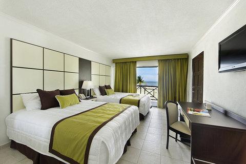 Viva Wyndham Fortuna Beach Hotel - Vista Room Ocean View