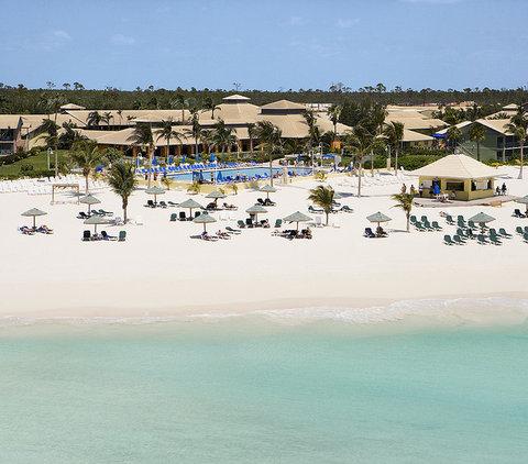 Viva Wyndham Fortuna Beach Hotel - Exterior Aerial