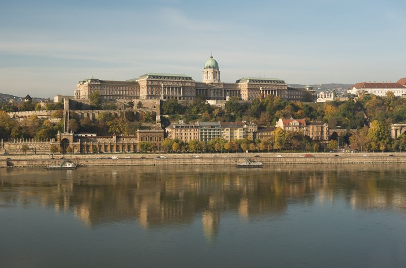 Intercontinental Budapest Exterior view
