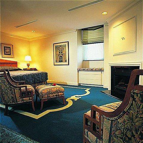 The Cincinnatian Hotel Preferred Hotels and Resorts - Guest Room