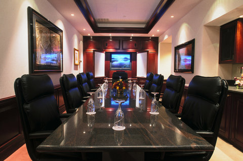 The Cincinnatian Hotel Preferred Hotels and Resorts - Maxwell Blue Meeting Room
