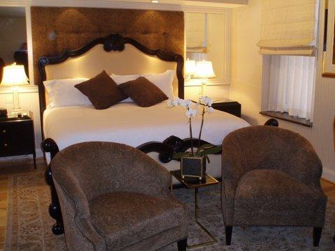 The Cincinnatian Hotel Preferred Hotels and Resorts - Bed