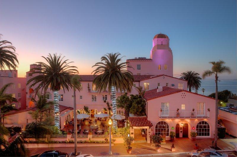 La Valencia Hotel - La Jolla, CA