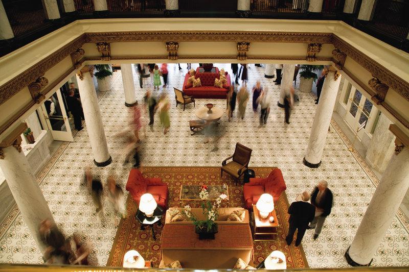 The Capital Hotel - Little Rock, AR