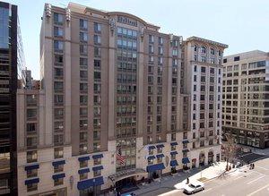 Exterior view - Hilton Garden Inn Downtown DC