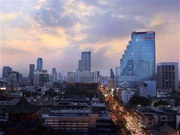 Pullman Bangkok Hotel G - Exterior