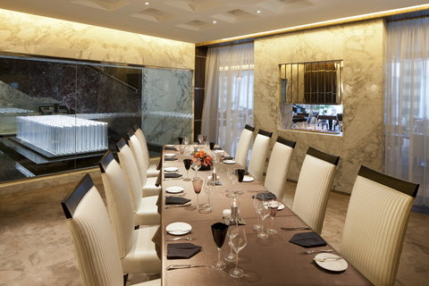 Bonnington Jumeirah Lakes Towers - The Cavendish Restaurant - Private Dining