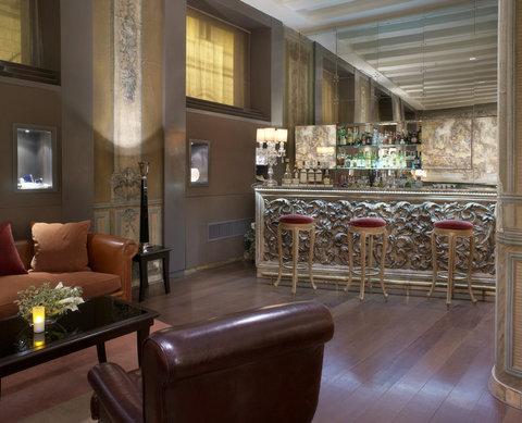 Hotel Bernini Bristol - Small Luxury Hotels of The World - Bar
