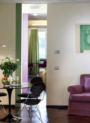 Hotel Bernini Bristol - Small Luxury Hotels of The World - Presidential Suite Detail