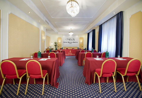 Hotel Bernini Bristol - Small Luxury Hotels of The World - Meeting Room Turchese