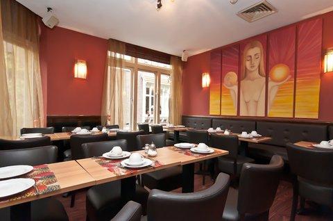 汉普郡图集酒店 - Breakfast Room