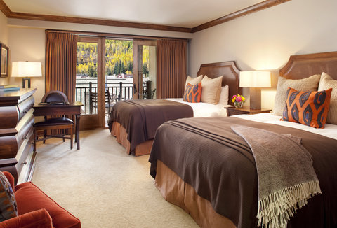 The Sebastian Vail Preferred Hotels and Resorts - Two Bed Residence