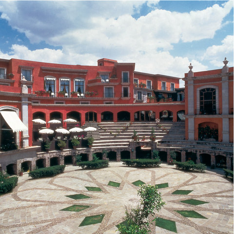 Quinta Real Zacatecas - Exterior View