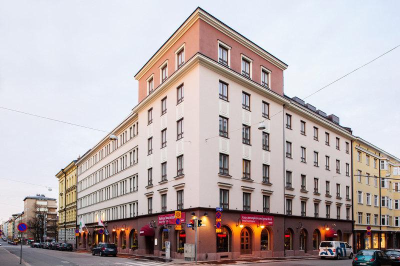 Solo Sokos Hotel Aleksanteri Set udefra