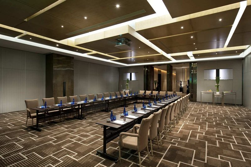 广州天河新天希尔顿酒店 会议厅