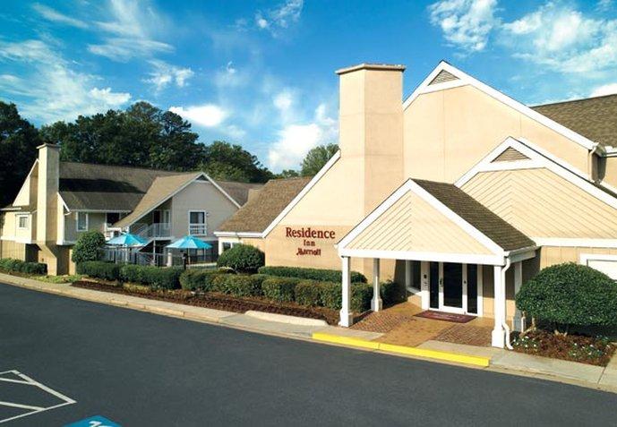 Residence Inn Atlanta Buckhead Außenansicht