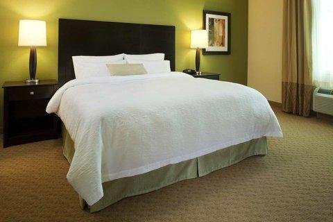 Hampton Inn Sydney Nova Scotia - King Standard Room