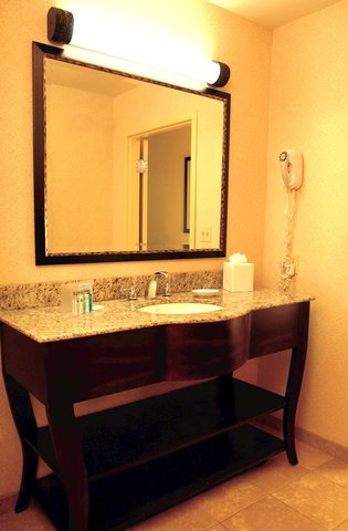 Hampton Inn Sydney Nova Scotia - Upscale Bathrooms