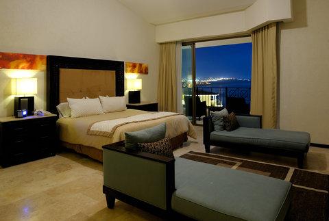 Casa Dorada Los Cabos Resort & Spa - Pent-house bedroom