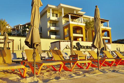 Casa Dorada Los Cabos Resort & Spa - Beach Club