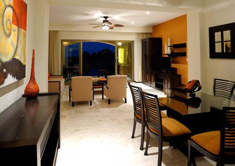 Casa Dorada Los Cabos Resort & Spa - Dinning   Living