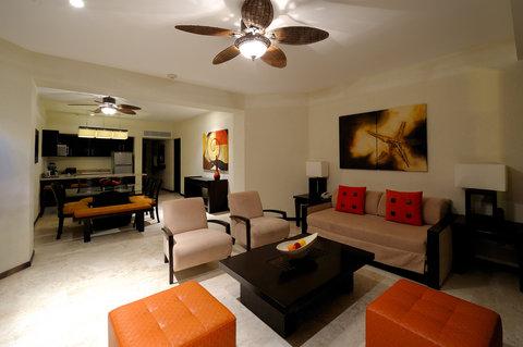 Casa Dorada Los Cabos Resort & Spa - Living Room