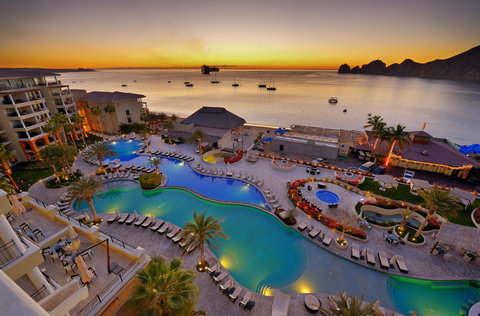 Casa Dorada Los Cabos Resort & Spa - Sunset time
