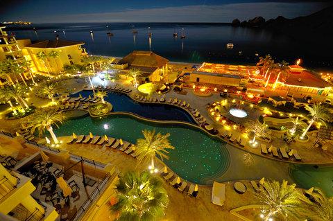 Casa Dorada Los Cabos Resort & Spa - Casa Dorada night