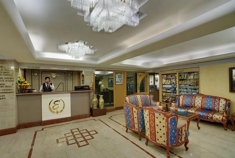 The Emerald Hotel Executive Apartments - Lobby Area